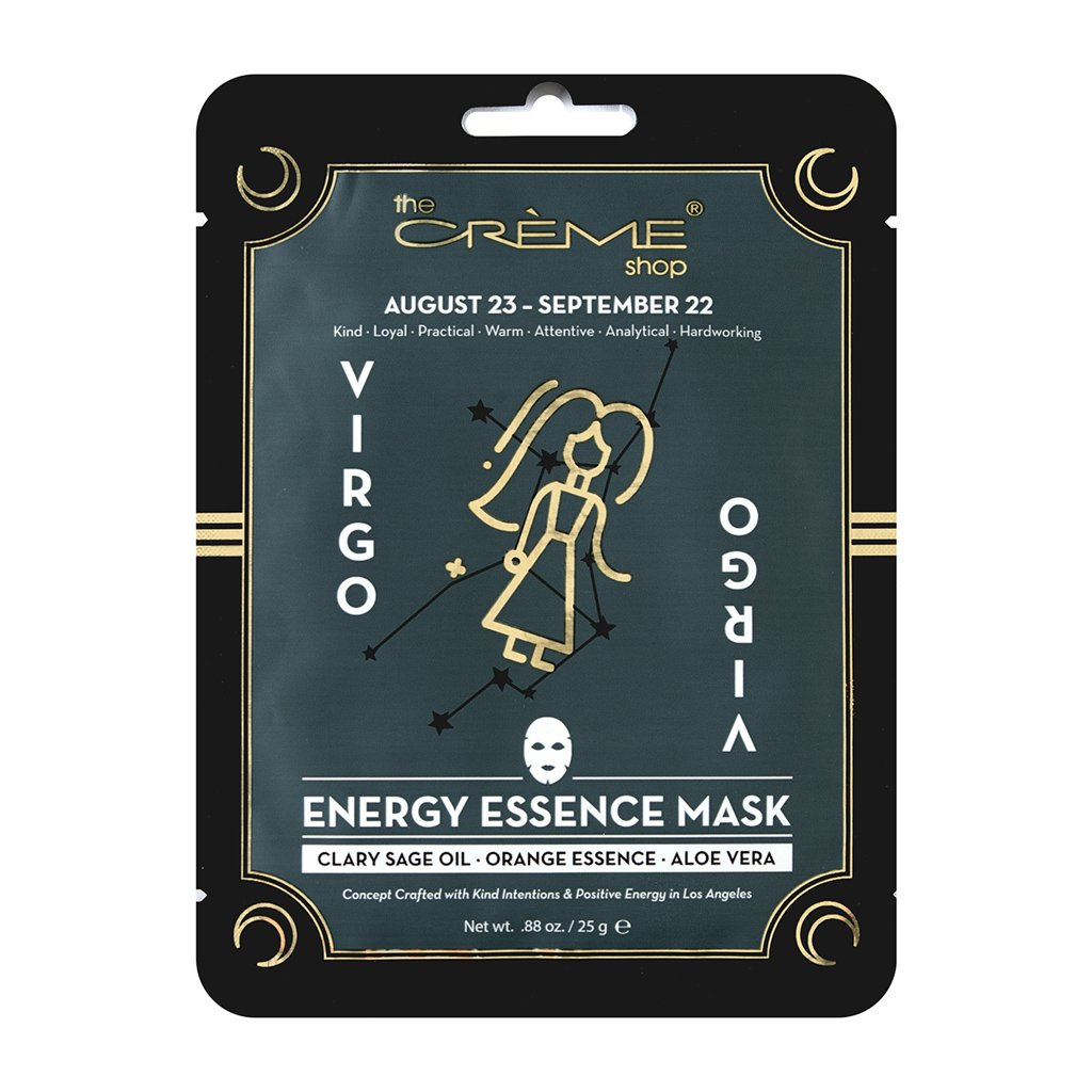 Energy Essence mask - Virgo - The Crème Shop