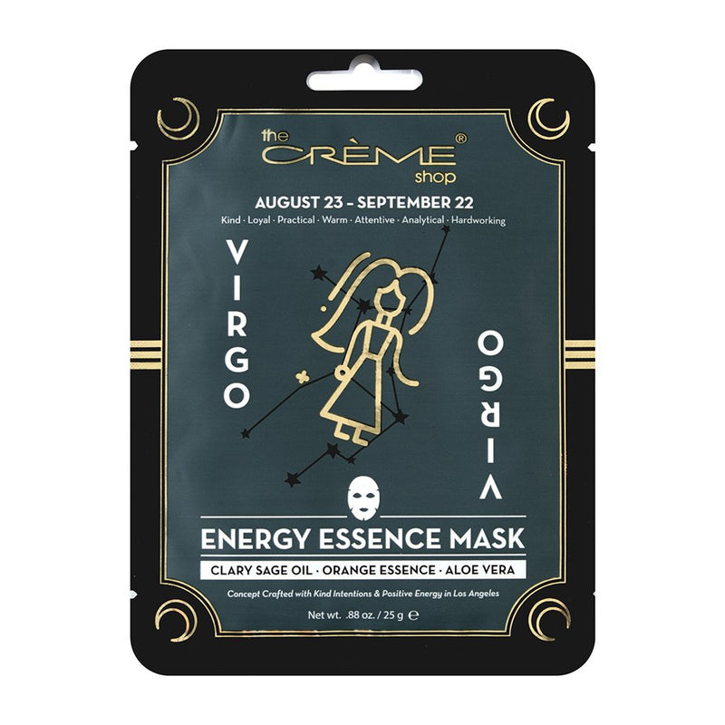 Energy Essence mask - Virgo - the-creme-shop-cosmetics-and-beauty-supply