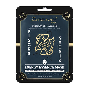 Energy Essence mask - Pisces - The Crème Shop