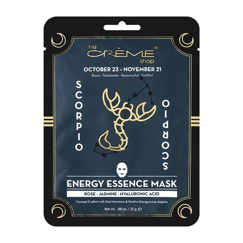 Energy Essence mask - Scorpio - the-creme-shop-cosmetics-and-beauty-supply