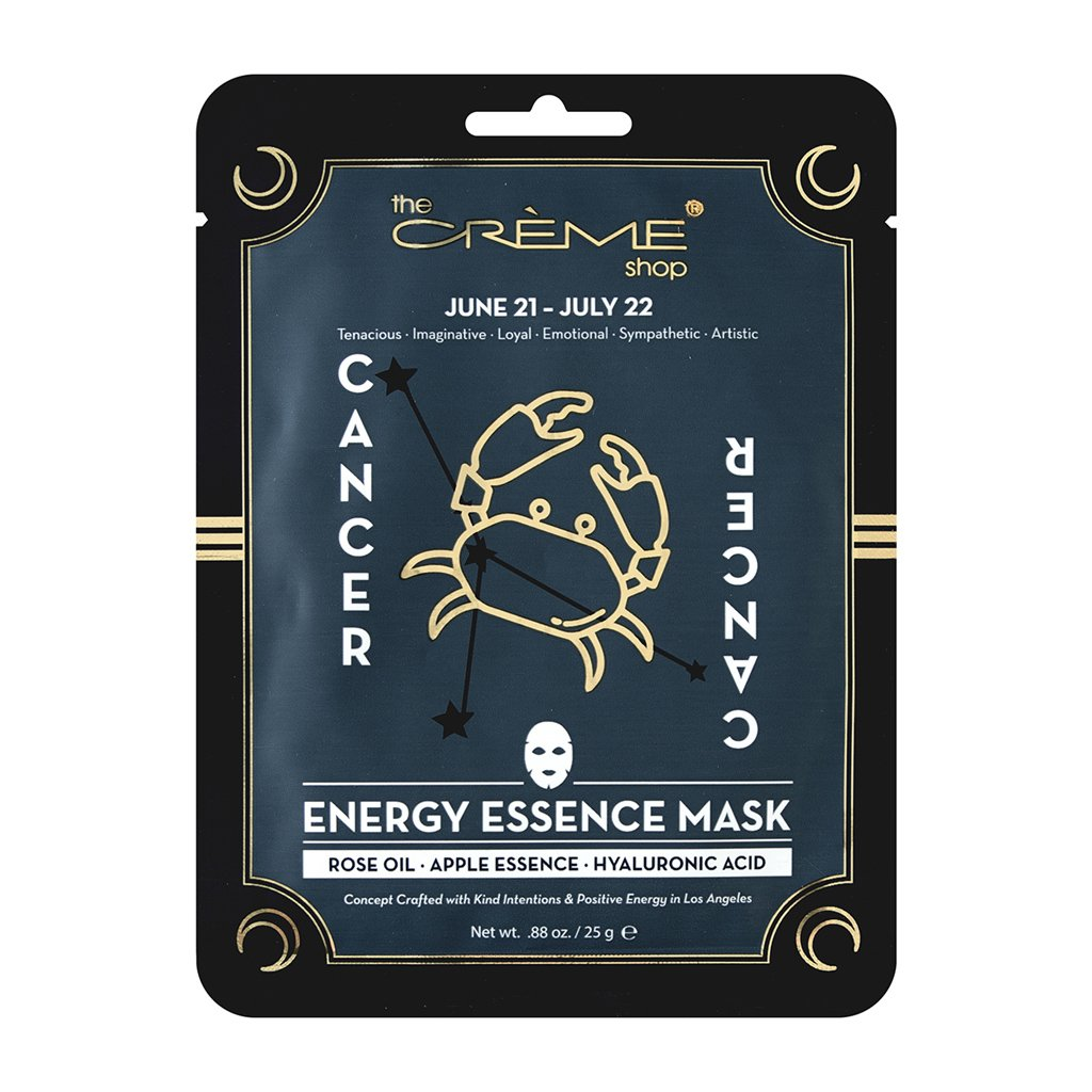 Energy Essence mask - Cancer - The Crème Shop