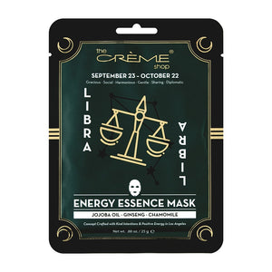 Energy Essence mask - Libra - The Crème Shop