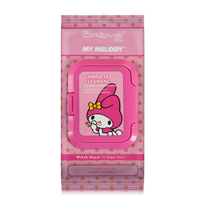 My Melody 20ct Pre-Wet Towelettes - the-creme-shop-cosmetics-and-beauty-supply