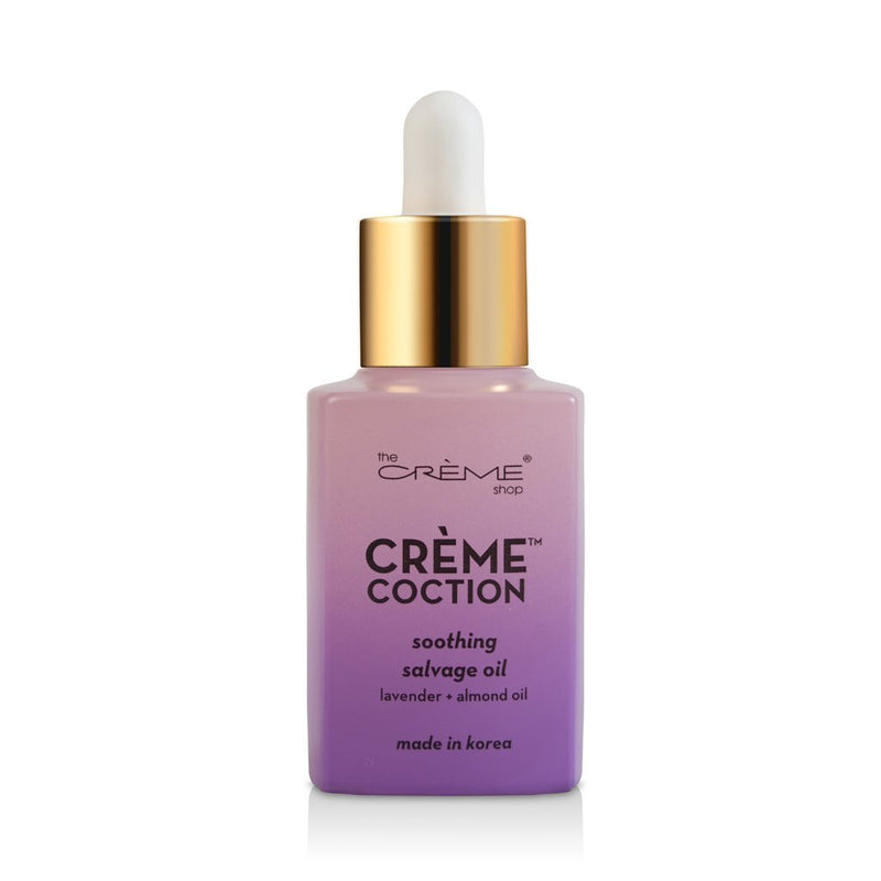Soothing Salvage Oil - Crèmecoction Lavender + Almond Oil - The Crème Shop