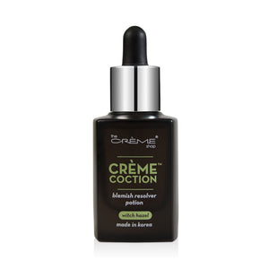 Blemish Resolver Potion - Crèmecoction Witch Hazel - The Crème Shop