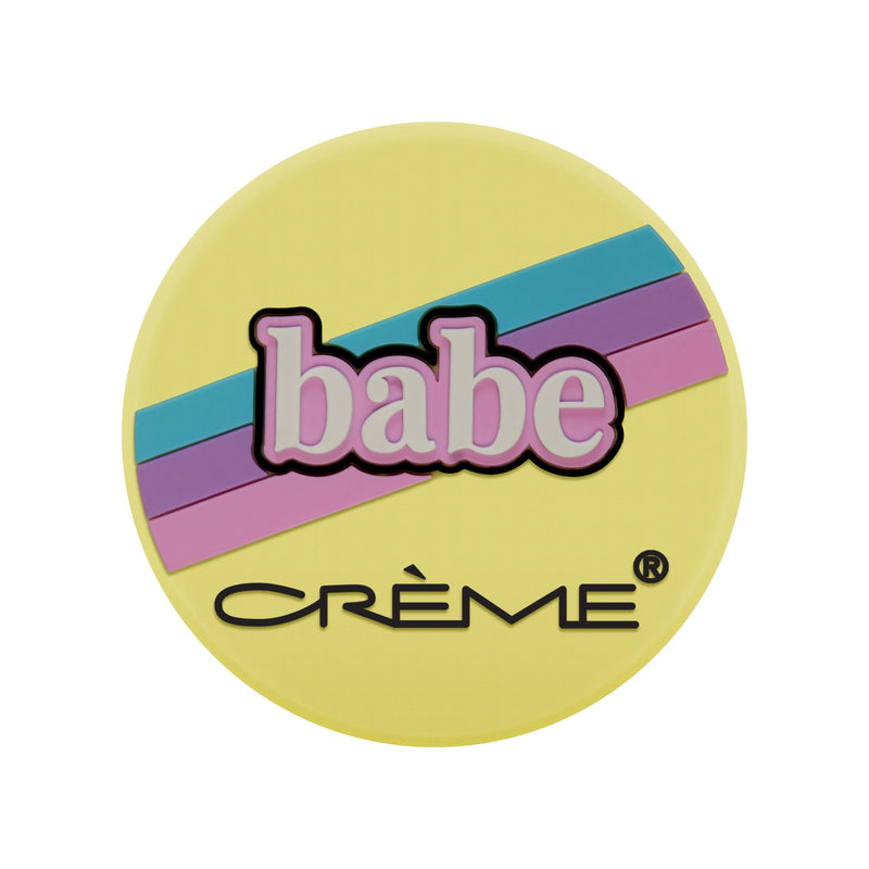 Total Babe Compact Mirror - The Crème Shop