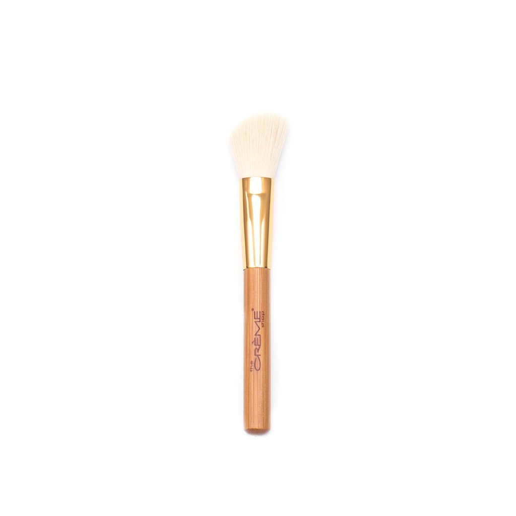 Beyond Bamboo Angled Contour Brush - The Crème Shop