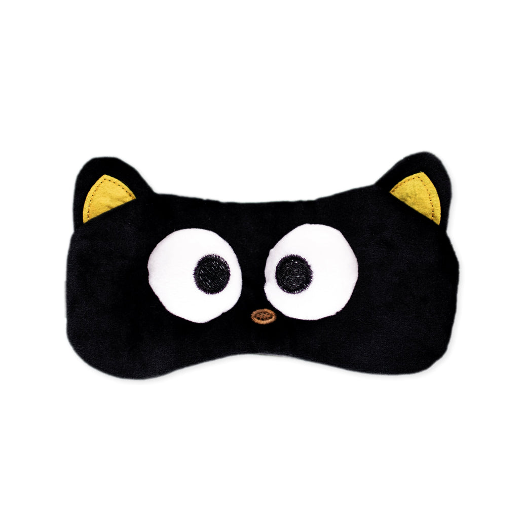 Chococat Plushie Sleep Mask - The Crème Shop