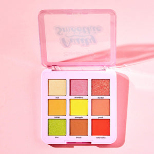 """Fruity Smoothie"" Eyeshadow Palette - The Crème Shop"