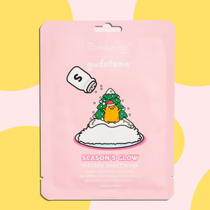 Gudetama - Season's Glow Sheet Mask - The Crème Shop