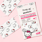 3-Ply Protective Face Mask - Hello Kitty Child Size (Disposable) Protective Masks The Crème Shop x Sanrio 3 Count
