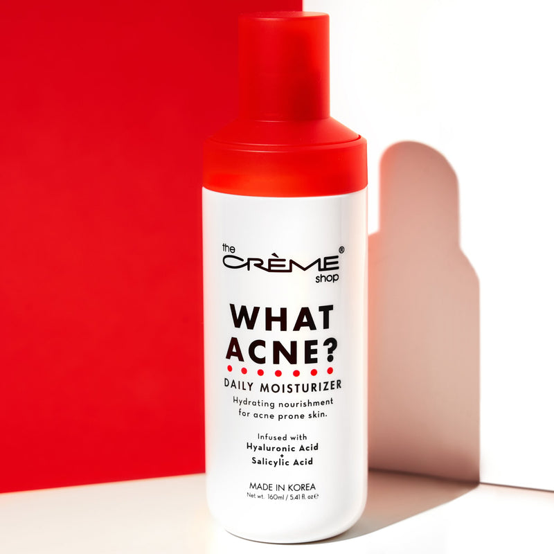 What Acne? - Daily Moisturizer Facial Moisturizers The Crème Shop