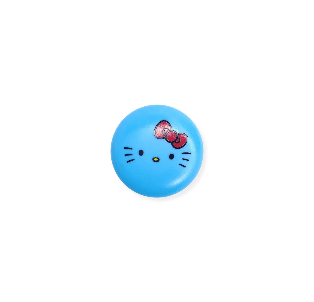 Hello Kitty Macaron Lip Balm - Cool As Mint - the-creme-shop-cosmetics-and-beauty-supply