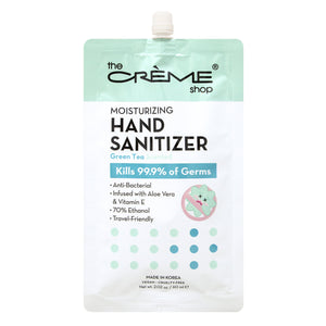 Moisturizing Hand Sanitizer - The Crème Shop