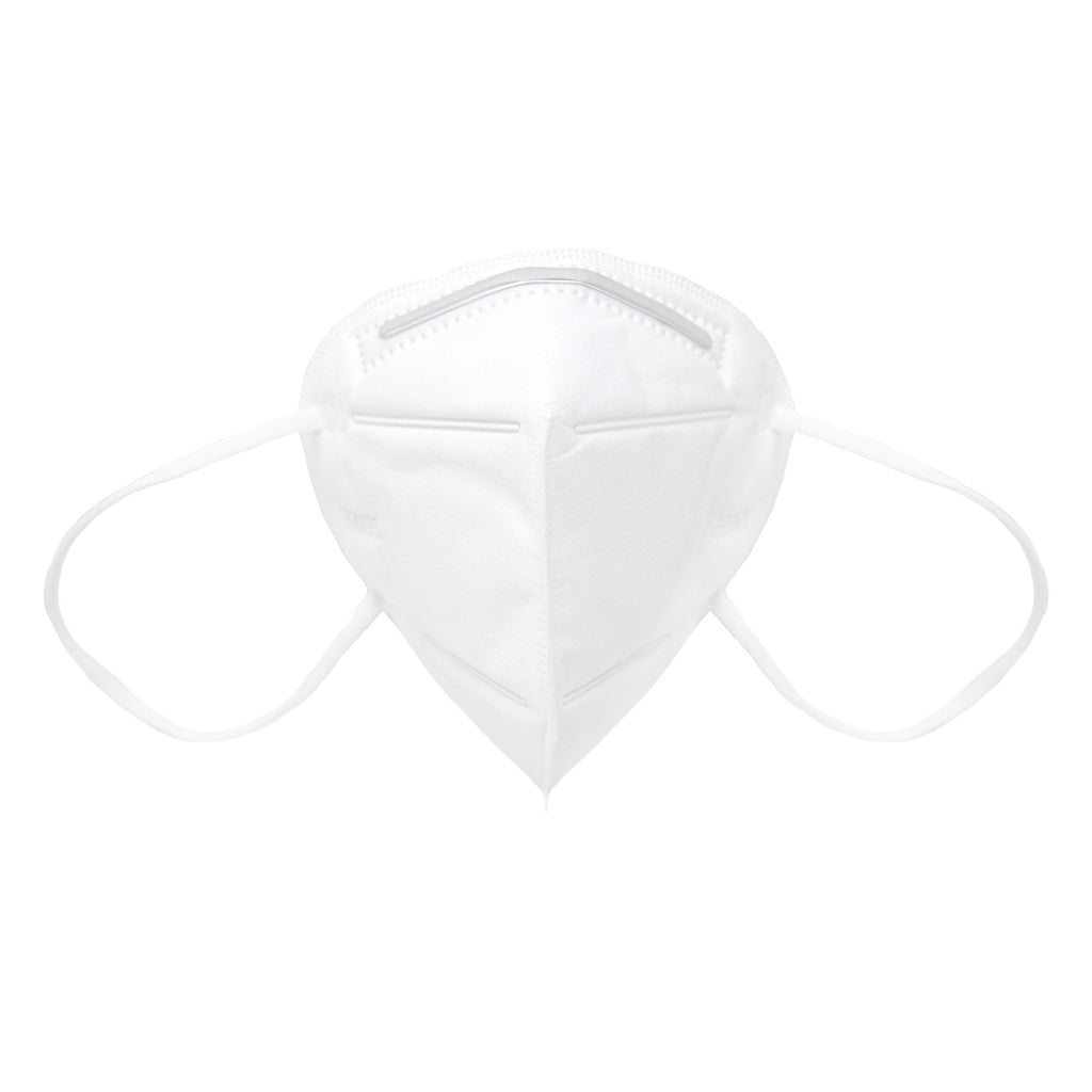KN95 Protective Mask (Standard Size, White) - The Crème Shop