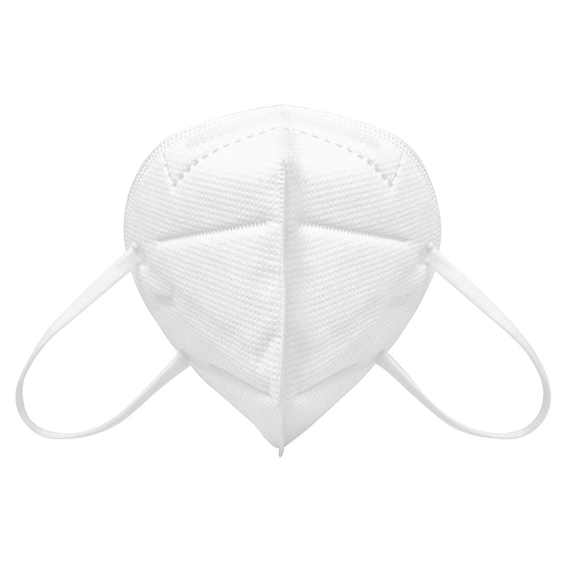 KN95 Protective Mask (Child Size, White) - The Crème Shop