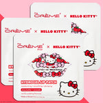 Hello Kitty Hydrogel Lip Patch | Vanilla Pudding Flavored Lip Patches The Crème Shop x Sanrio 3 Pack