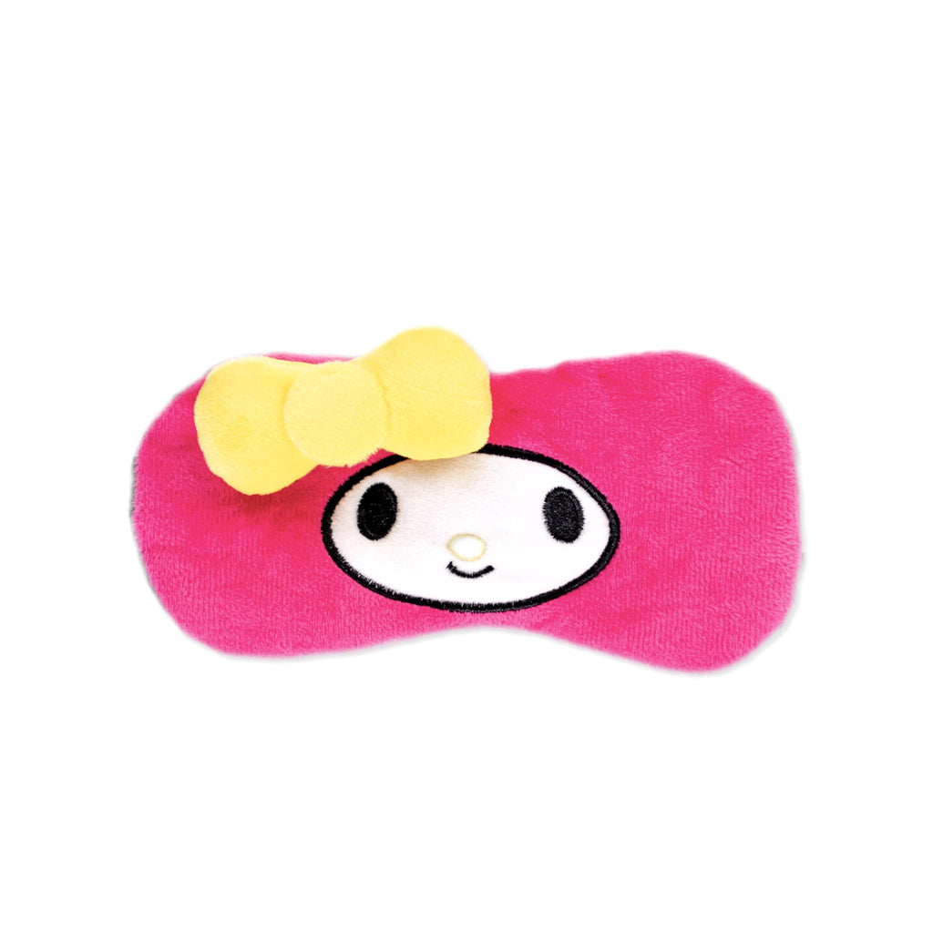 My Melody Plushie Sleep Mask - The Crème Shop