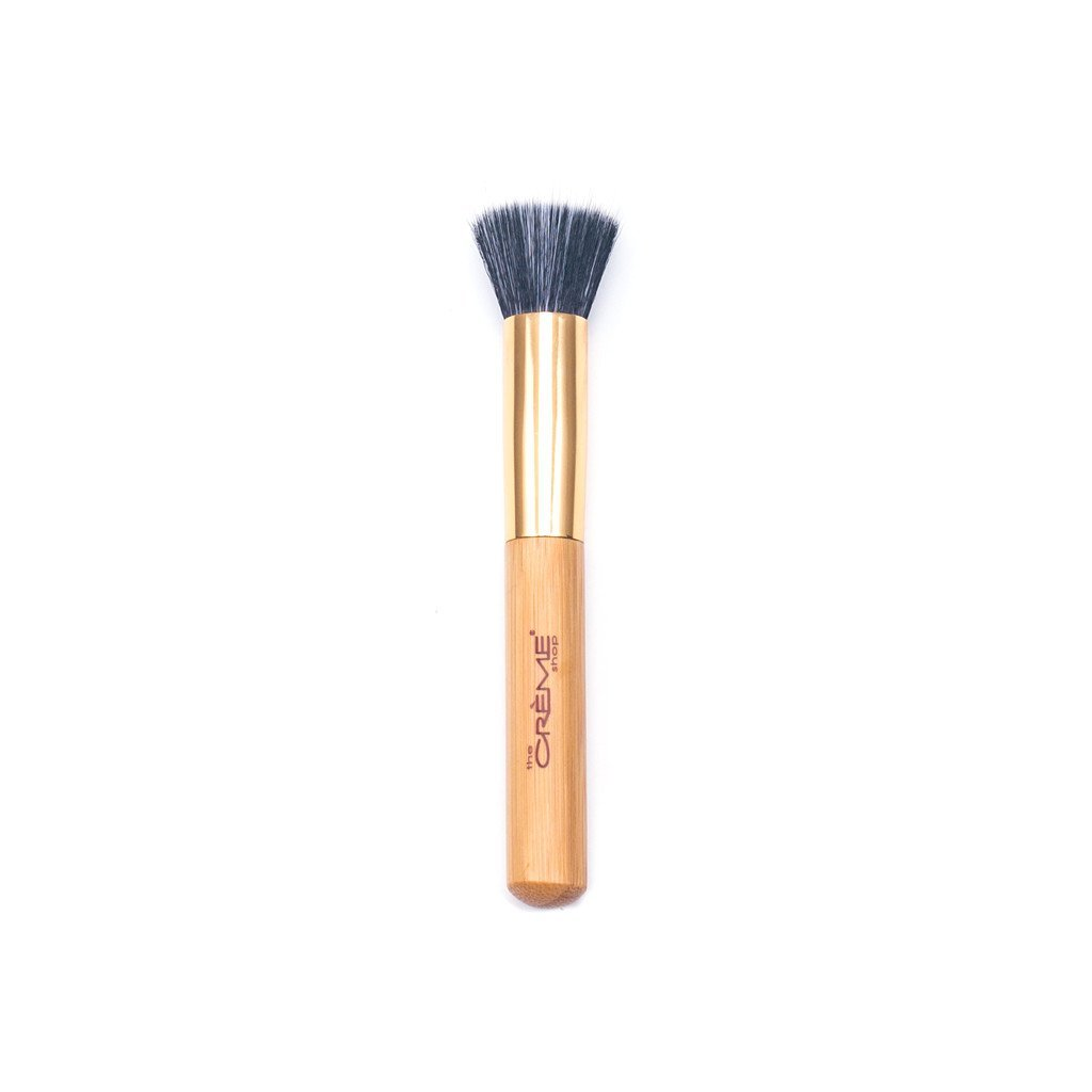 Beyond Bamboo Stippling Brush - The Crème Shop