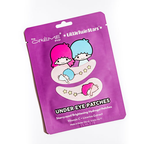 Little Twin Stars Under Eye Patches Under Eye Patches The Crème Shop x Sanrio