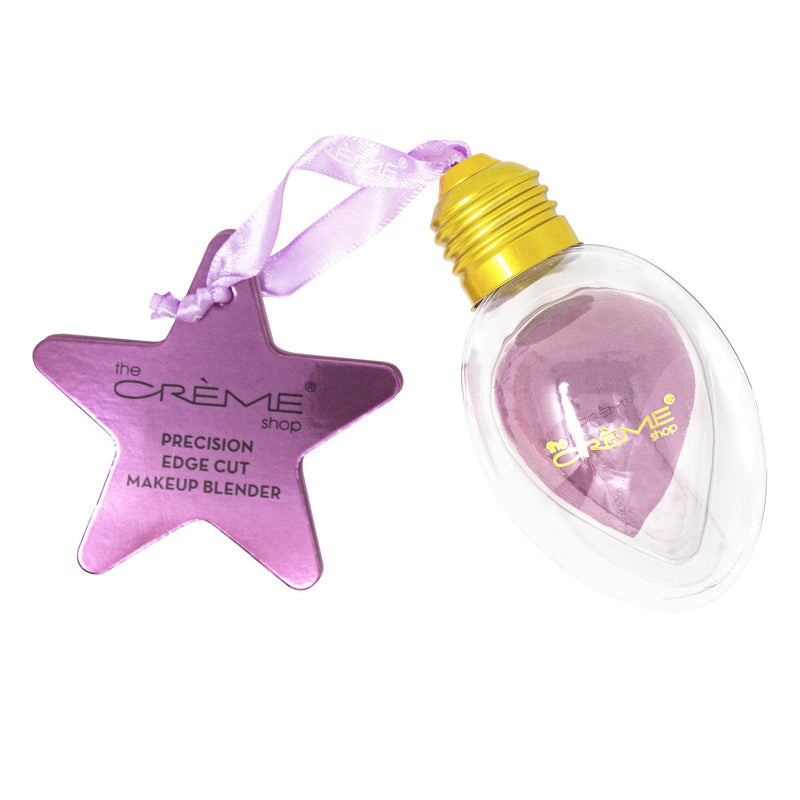 Blending Sponge Ornament - Edgy Purple - The Crème Shop