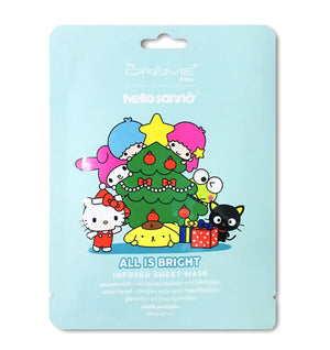 Hello Sanrio - All Is Bright Sheet Masks - 3 Pack - The Crème Shop