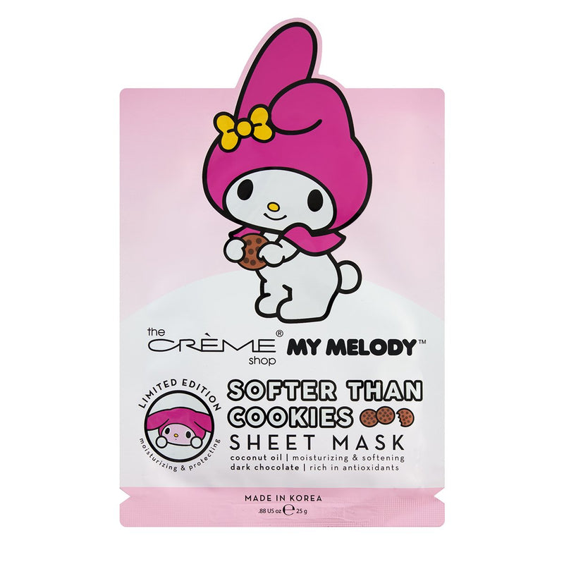 My Melody Softer Than Cookies Sheet Mask Sheet Masks The Crème Shop x Sanrio