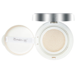 """ready. set. glow."" Cushion Highlighter - The Crème Shop"