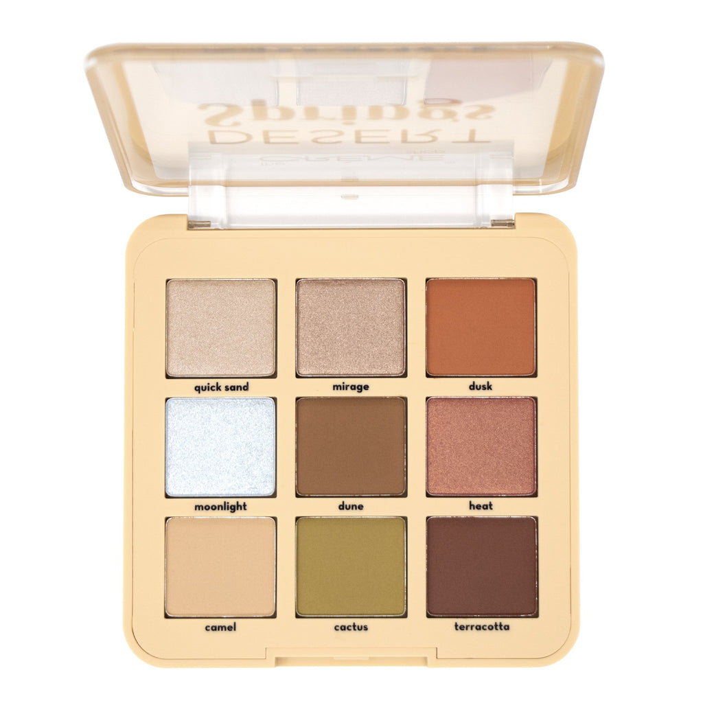 Desert Spring Eyeshadow Palette The Crème Shop