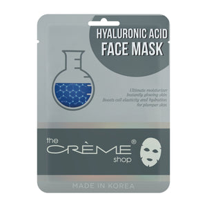 Hyaluronic Acid Face Mask - The Crème Shop