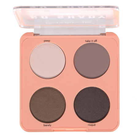 """So Shady"" Eyeshadow Palette The Nudist - the-creme-shop-cosmetics-and-beauty-supply"
