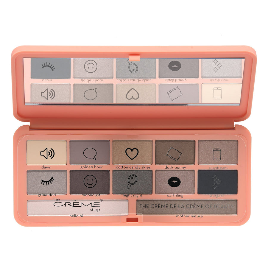 """So Shady"" Large Eyeshadow Palette The Nudist"