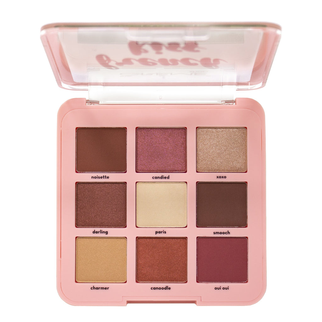 French Kiss Eyeshadow Palette The Crème Shop
