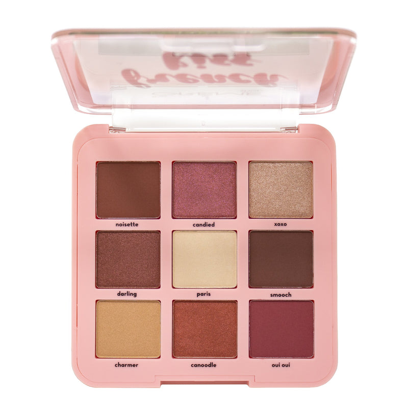 """French Kiss"" Eyeshadow Palette - The Crème Shop"