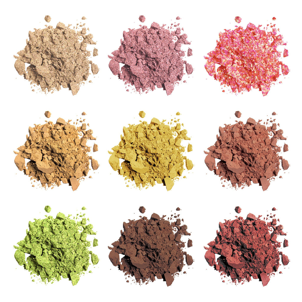Fruity Smoothie Eyeshadow Palette Eyeshadow Palette The Crème Shop