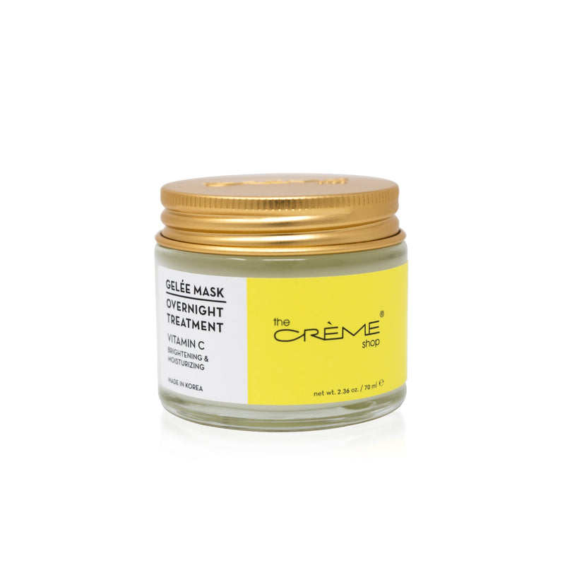 Vitamin C Gelée Mask Overnight Treatments - The Crème Shop