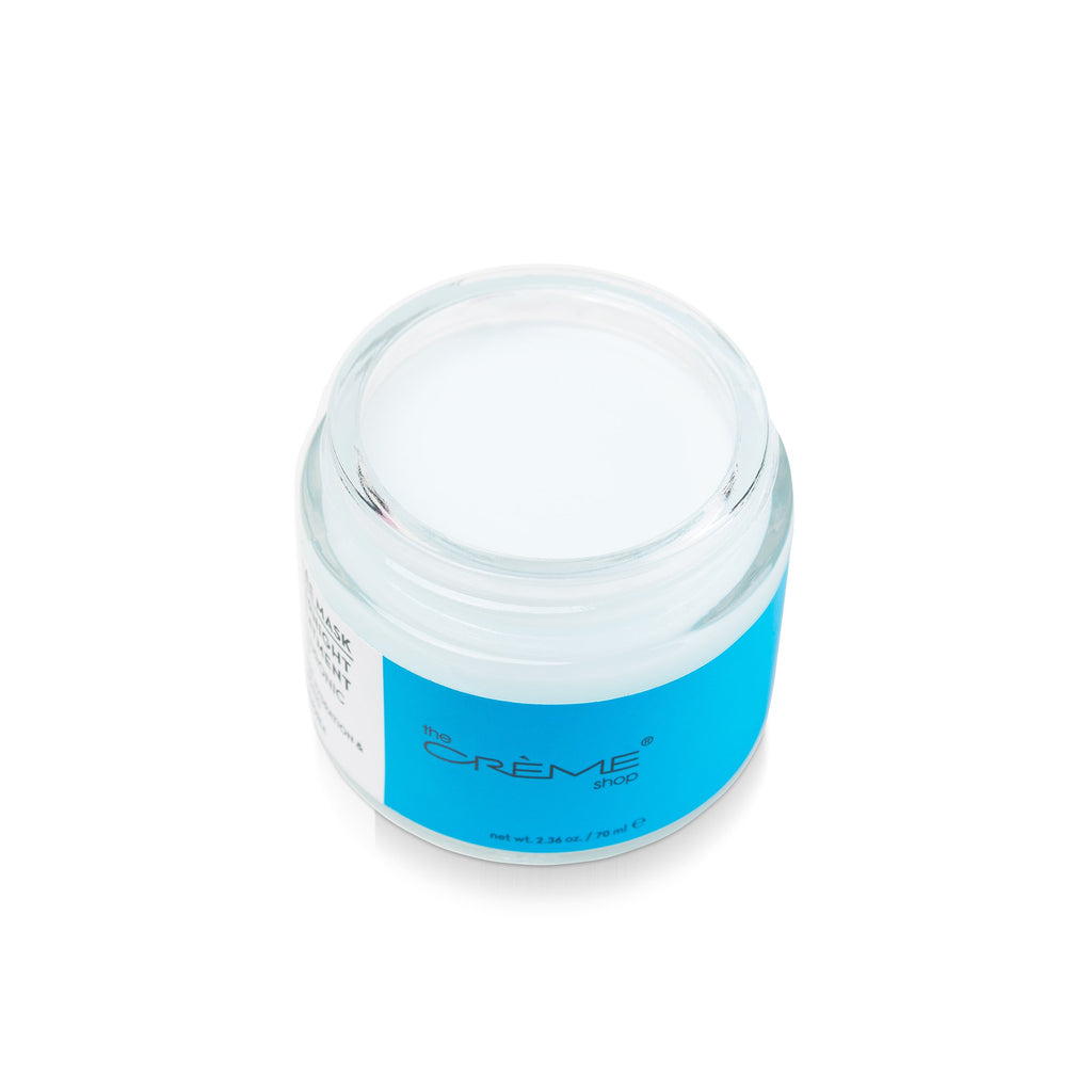 Hyaluronic Acid Overnight Gel Mask - The Crème Shop