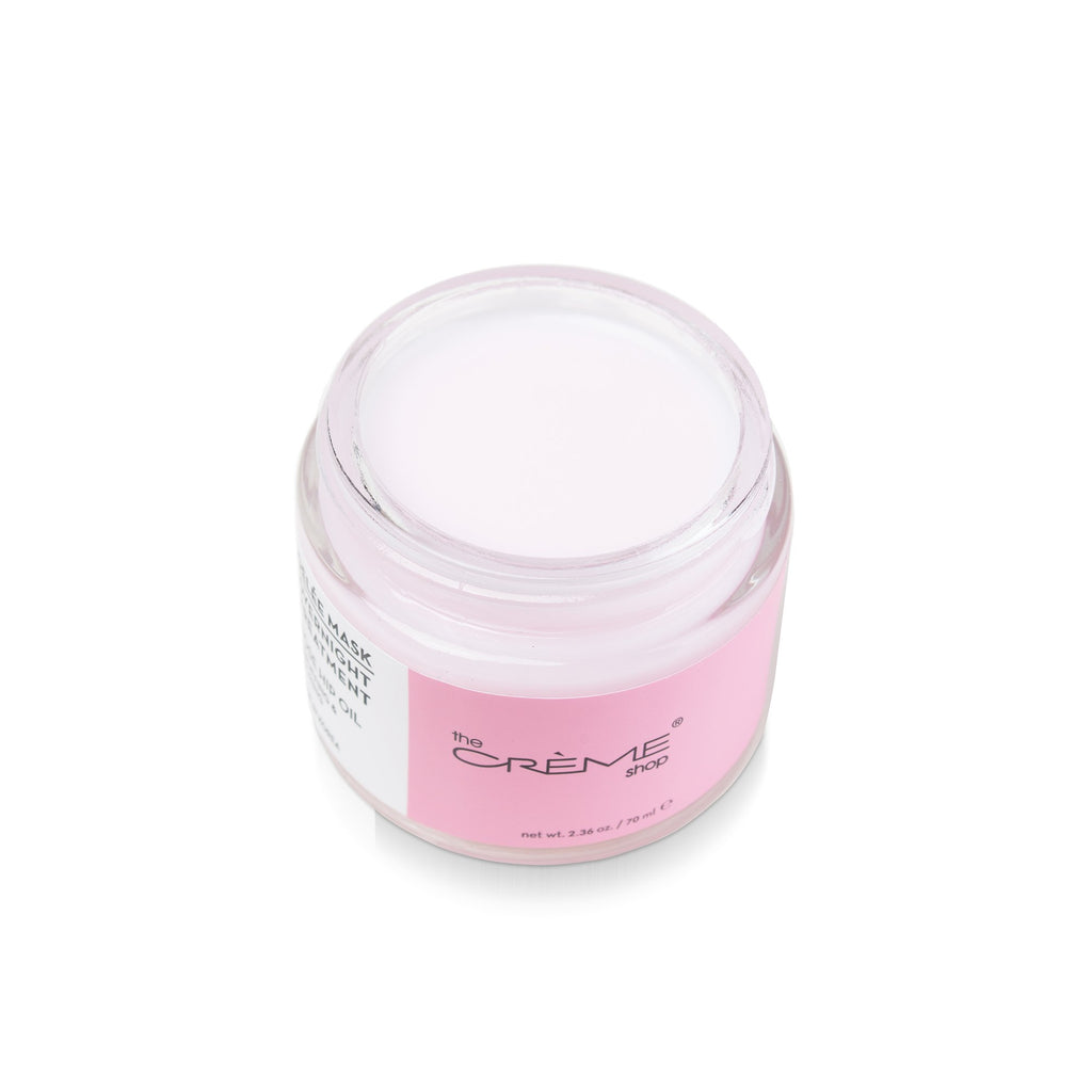 Rose Oil Overnight Gel Mask - The Crème Shop