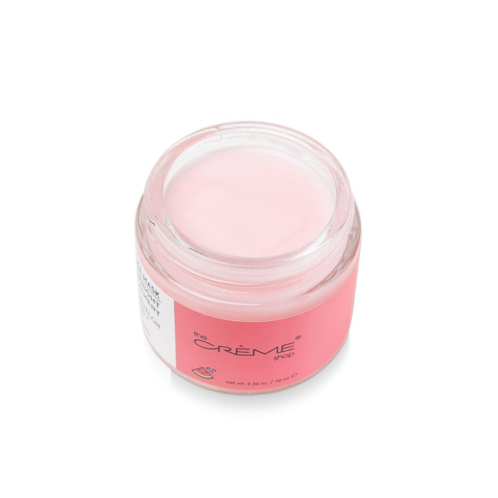 Watermelon Overnight Gel Mask - The Crème Shop