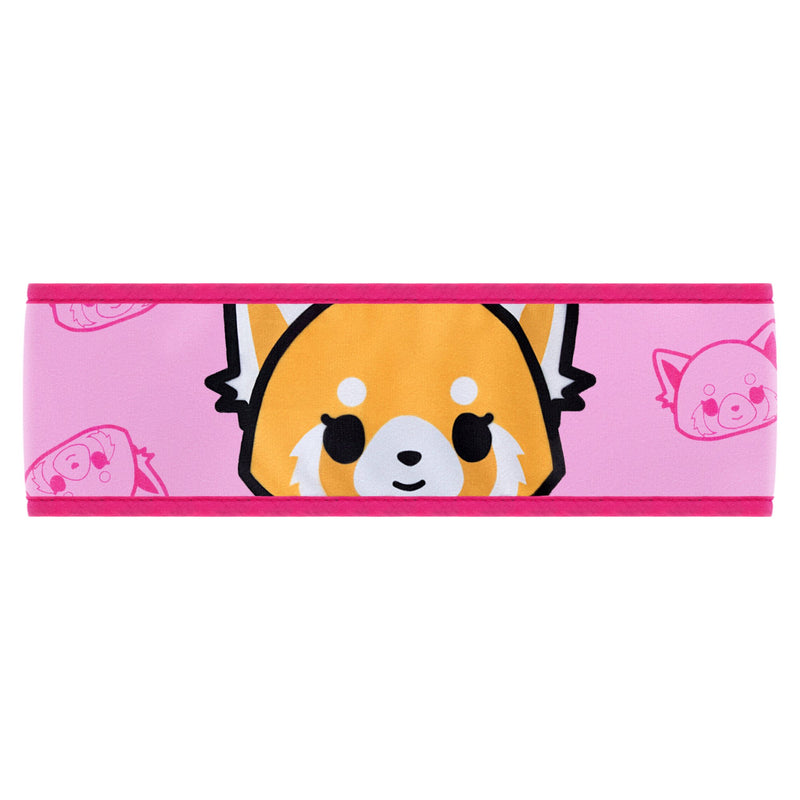 Aggretsuko Spa Headband - The Crème Shop