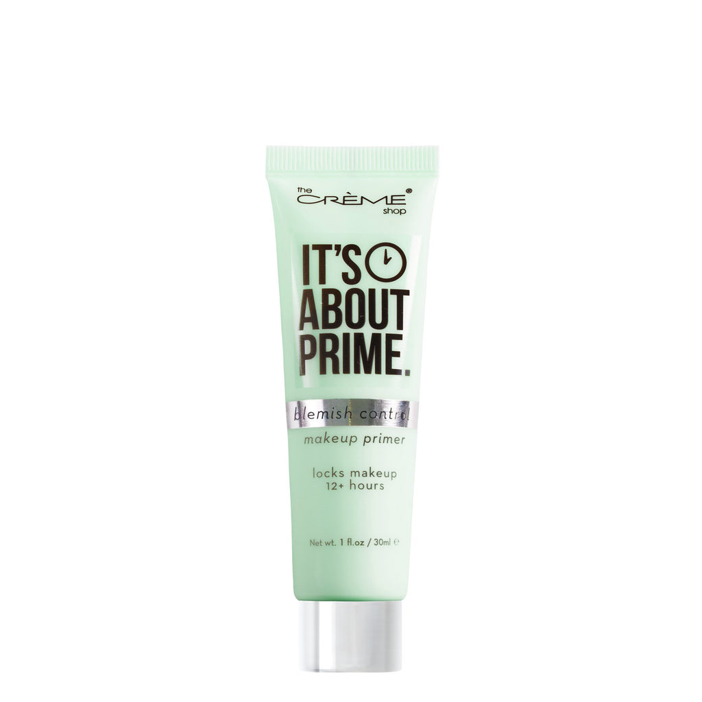 """It's About Prime"" Makeup Primer Cosmetics - face The Crème Shop Blemish Control"