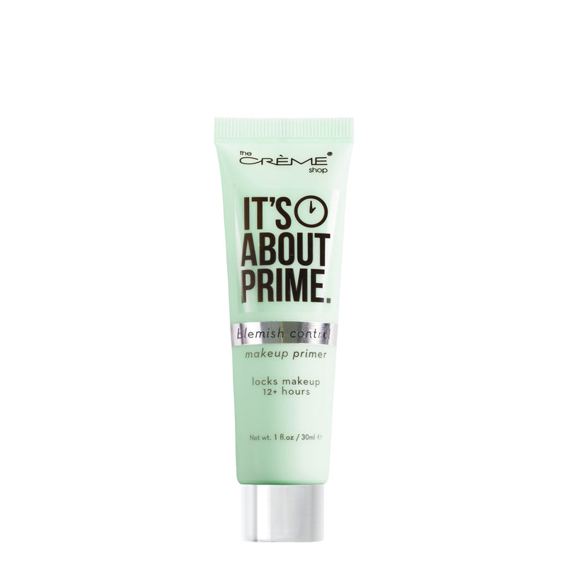 """It's About Prime"" Blemish Control Makeup Primer - The Crème Shop"
