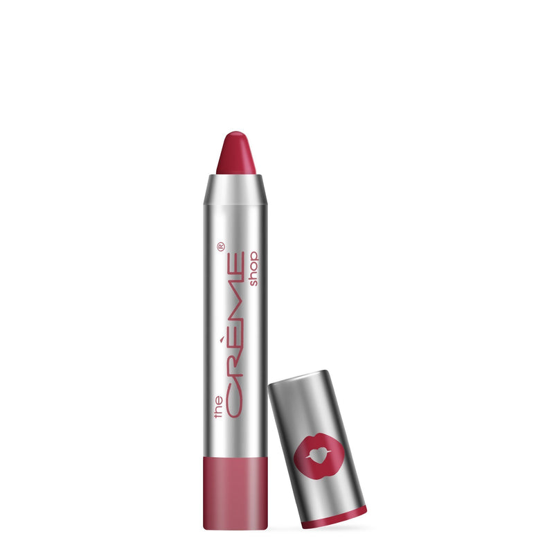 """Kiss It Better"" Tinted Lip Balm with Vitamin E - The Crème Shop"