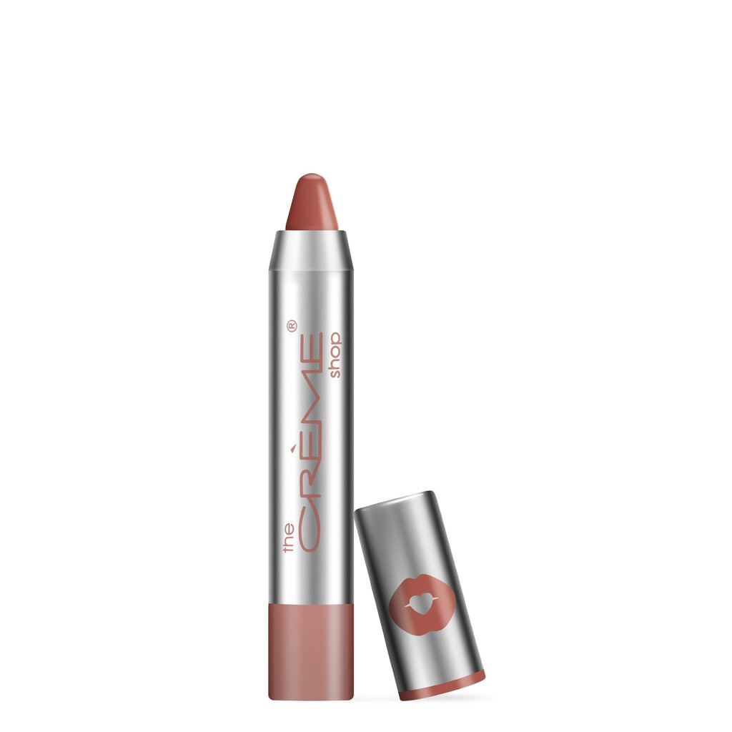 """Kiss It Better"" Tinted Lip Balm with Vitamin E U Ok? - The Crème Shop"