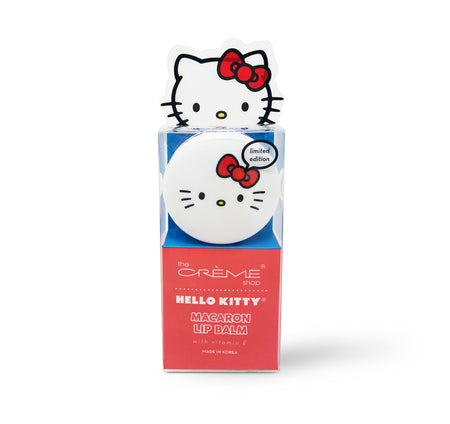 Hello Kitty Macaron Lip Balm - Mixed Berry - the-creme-shop-cosmetics-and-beauty-supply