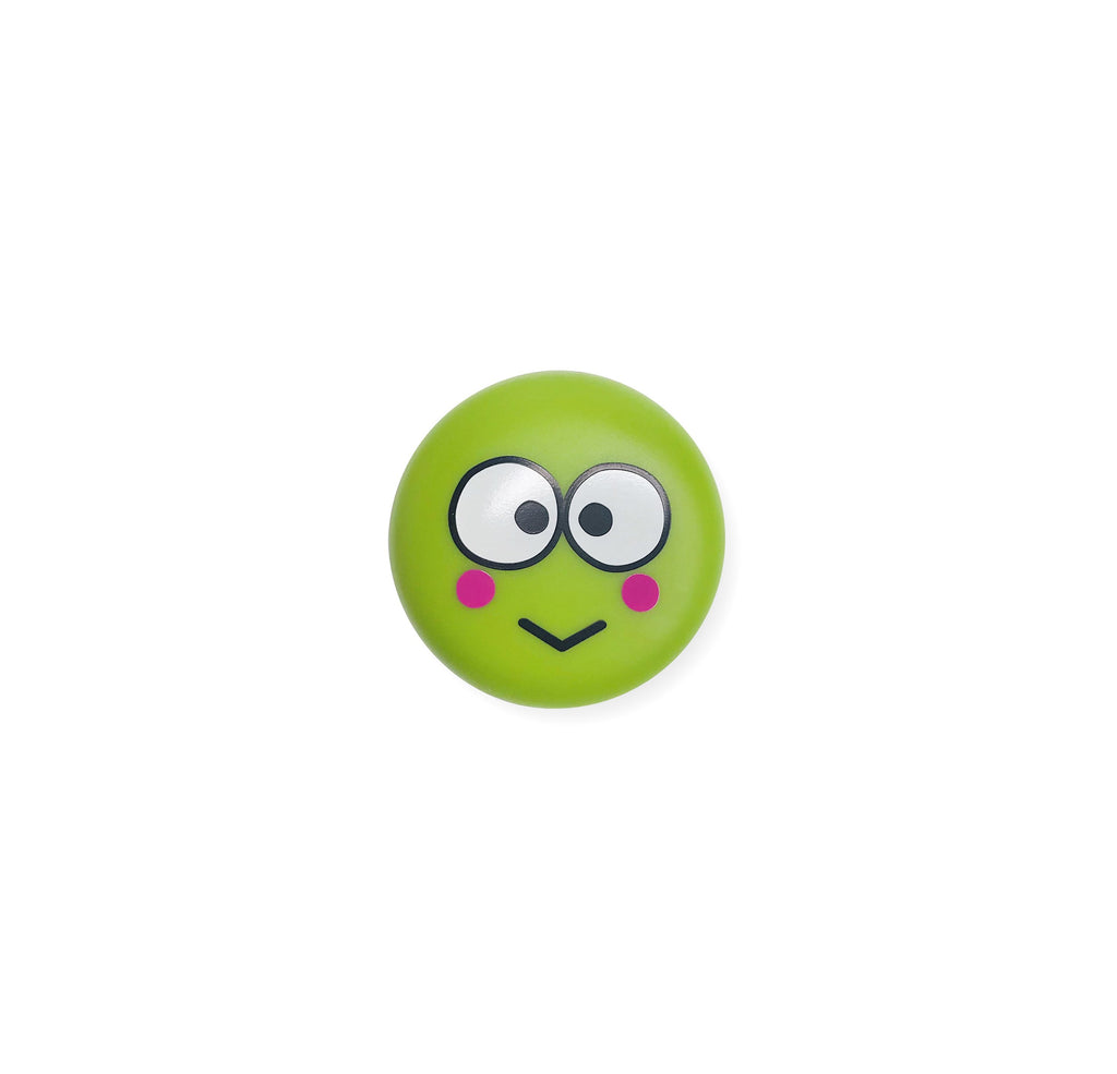 Keroppi Macaron Lip Balm - Green Apple A Day - the-creme-shop-cosmetics-and-beauty-supply