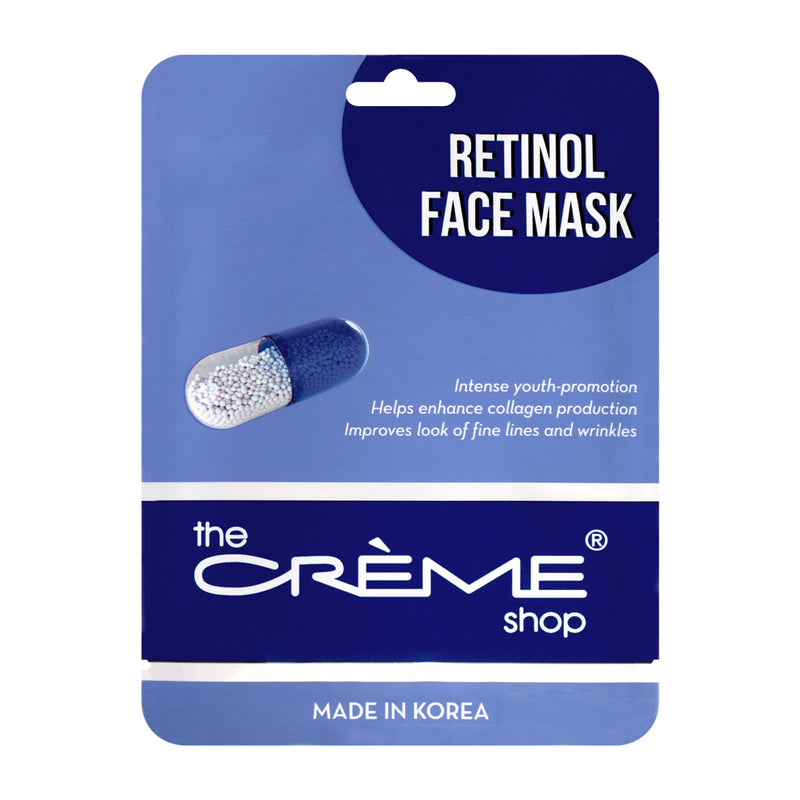 Retinol Face Mask - The Crème Shop
