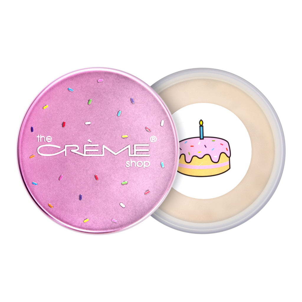 Natural Cake Face Powder - The Crème Shop