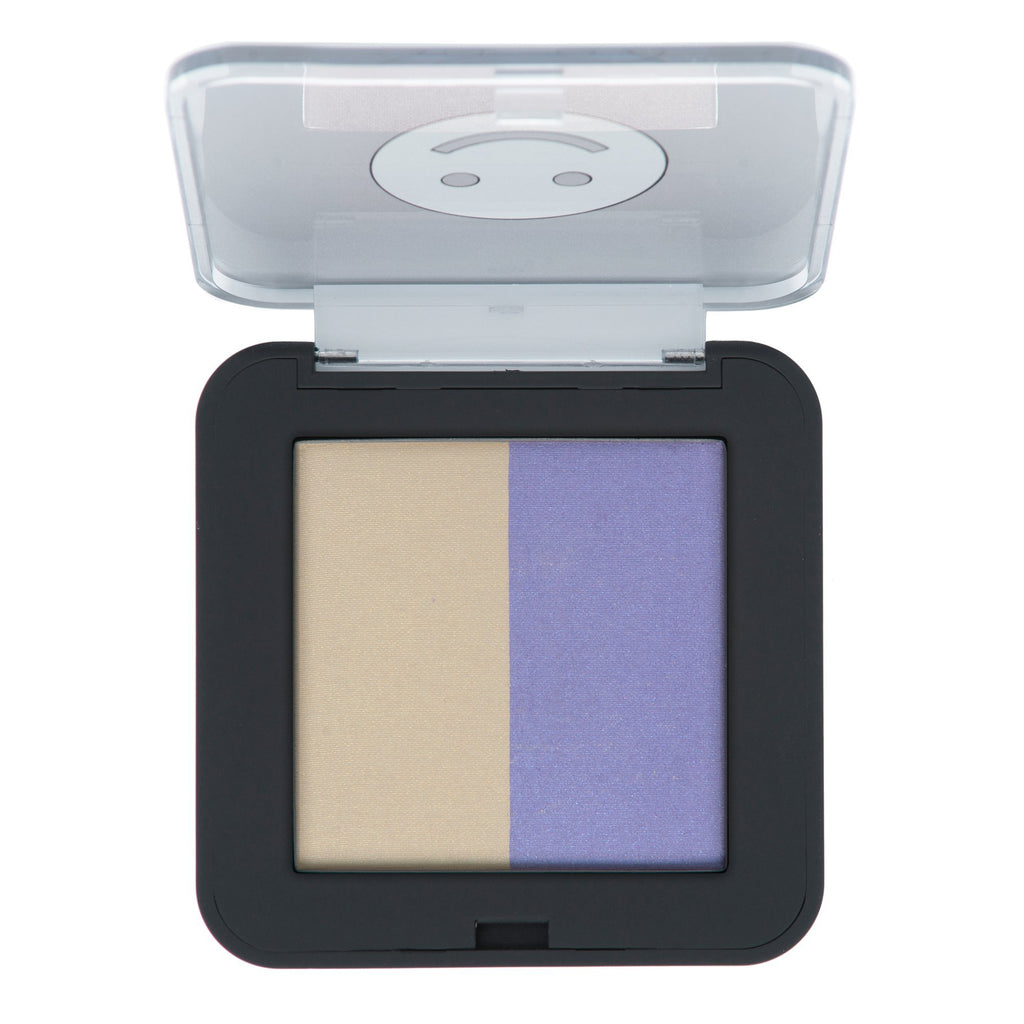"""Angel Face"" Powder Highlighter Duo Glow with the Flow - The Crème Shop"