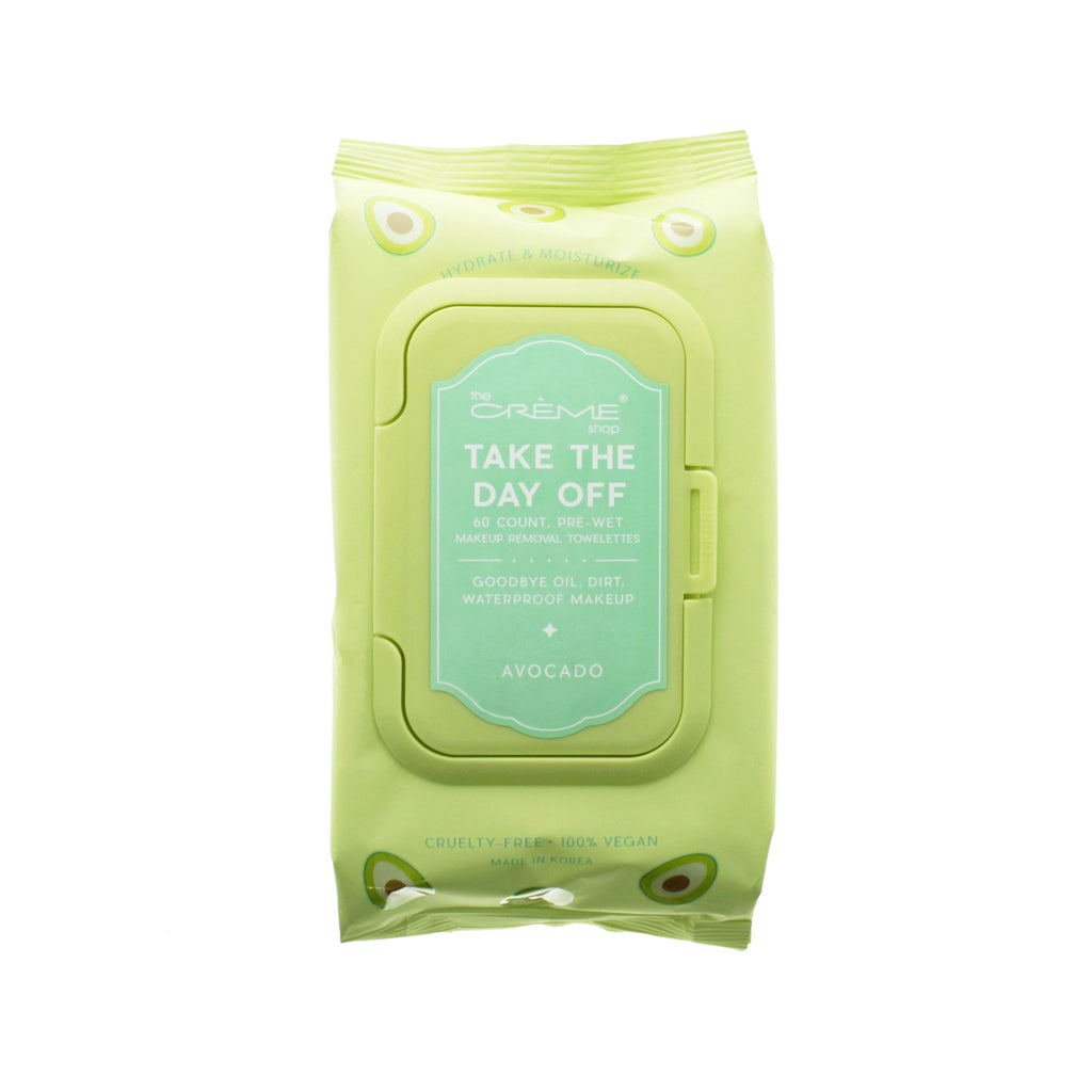 Complete Cleansing Avocado Pre-Wet Towelettes - the-creme-shop-cosmetics-and-beauty-supply